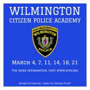 Wilmington Citizen Police Academy