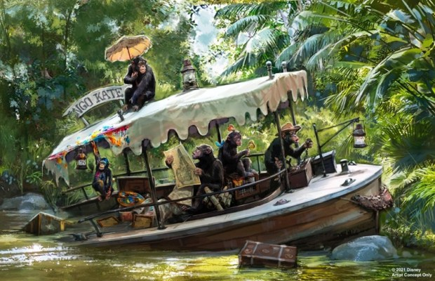 Disneyland puts woman of color at center of revamped Jungle Cruise backstory