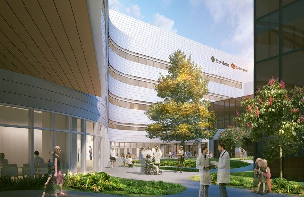 $50 million gift assures Friese Family Patient Tower will rise at Providence Cedars-Sinai Tarzana