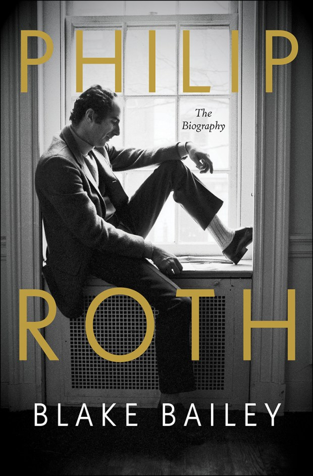 Blake Bailey's Philip Roth biography explores the novelist's complicated relationships