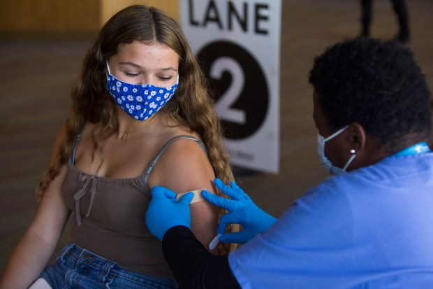LA County education leaders react to California's first in-country student vaccine mandate