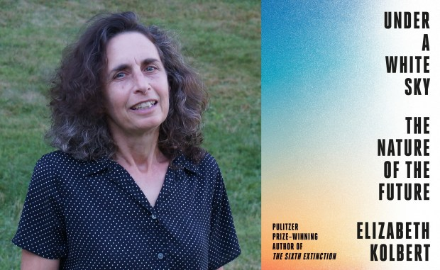 Elizabeth Kolbert talks California climate change and 'Under a White Sky: The Nature of the Future'
