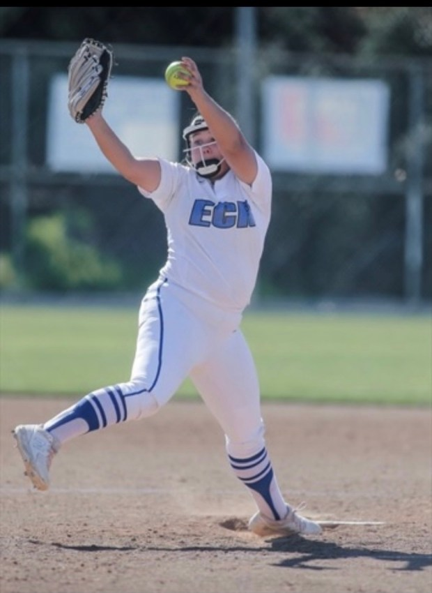 Jillian Kelly's championship focus threaded with laughter as El Camino Real plays for Open Division title