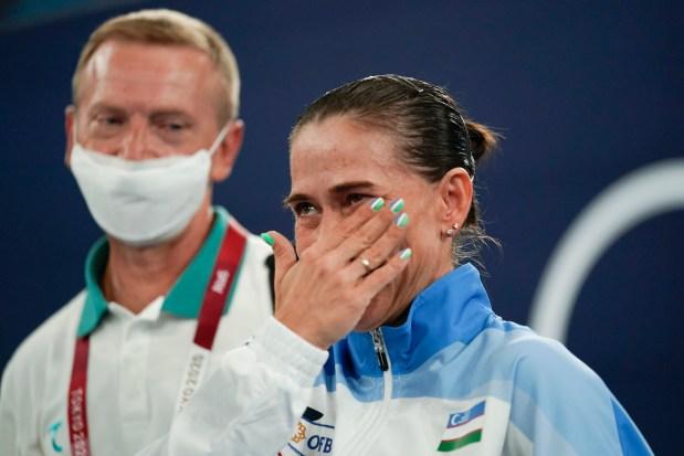 Women's gymnastics: Team USA struggles, Chusovitina waves goodbye at Tokyo Olympics