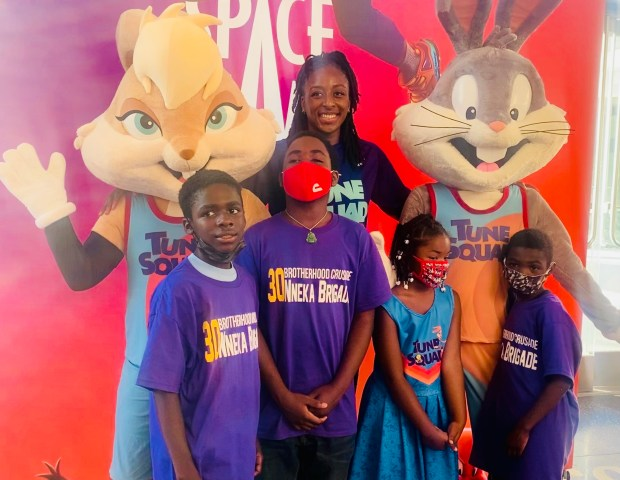 Nneka Ogwumike sees 'Space Jam' role as a new legacy of representation