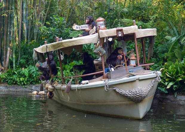 7 Disneyland rides made into movies, and 7 more possible projects