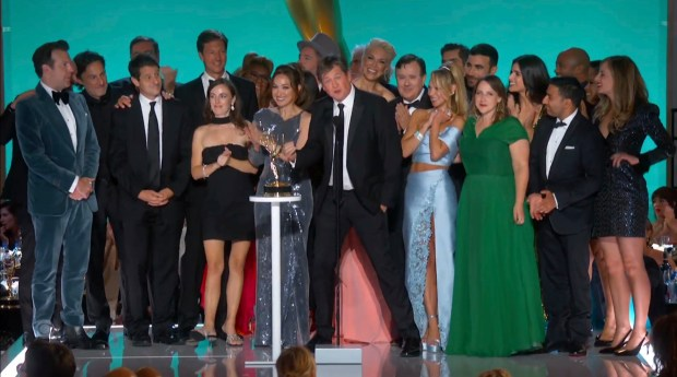 Emmys 2021: 'The Crown' takes 7 awards including best drama, while 'Ted Lasso' scores 4 including best comedy