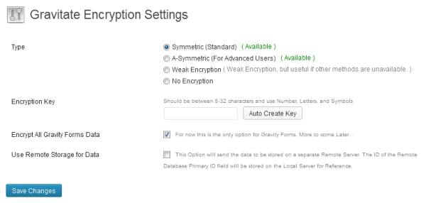 gravitate-encryption