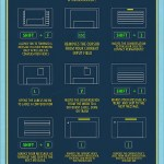 Cheat Sheet for Gmail