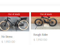 WooCommerce: Change 'Out of Stock' Text