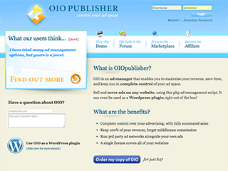 oio publisher discount coupon