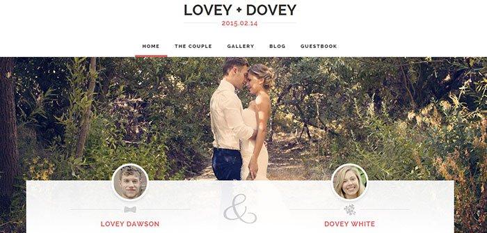 Lovey Dovey