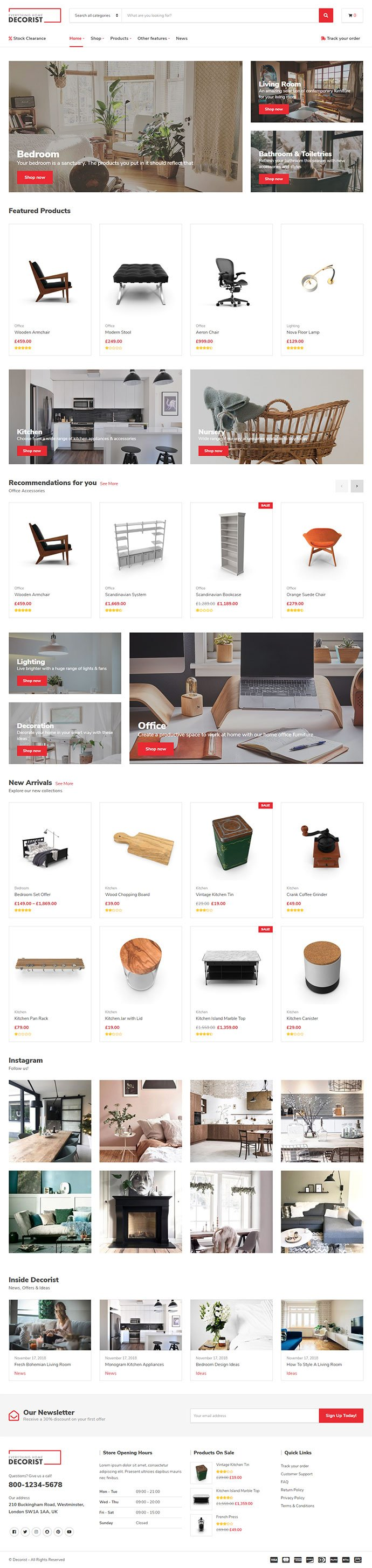 Decorist-Minimal-WooCommerce-WordPress-Theme-Cssigniter