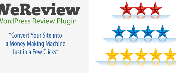 WeReview - Review Plugin