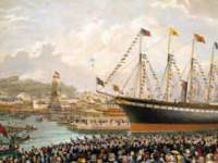 A splendid engineering day out - SS Great Britain, Bristol