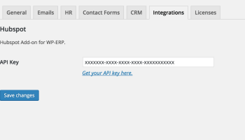How to install & configure WordPress Salesforce Plugin for WP ERP