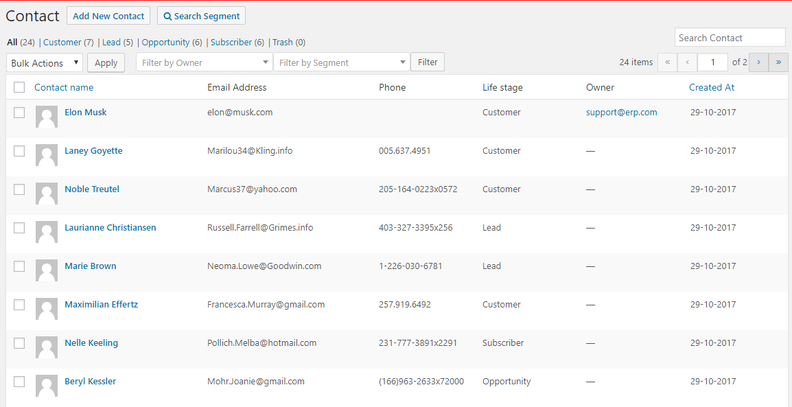 How To View Activity Logs In Crm