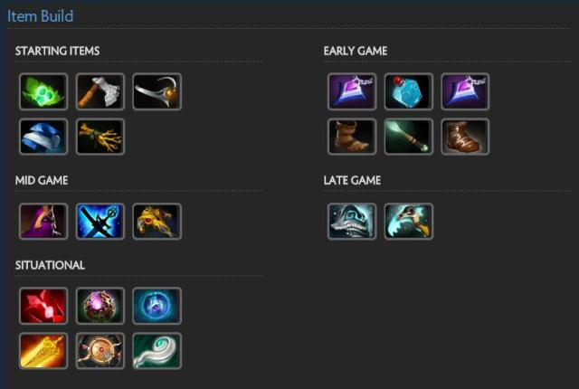 Item Build de Void spirit