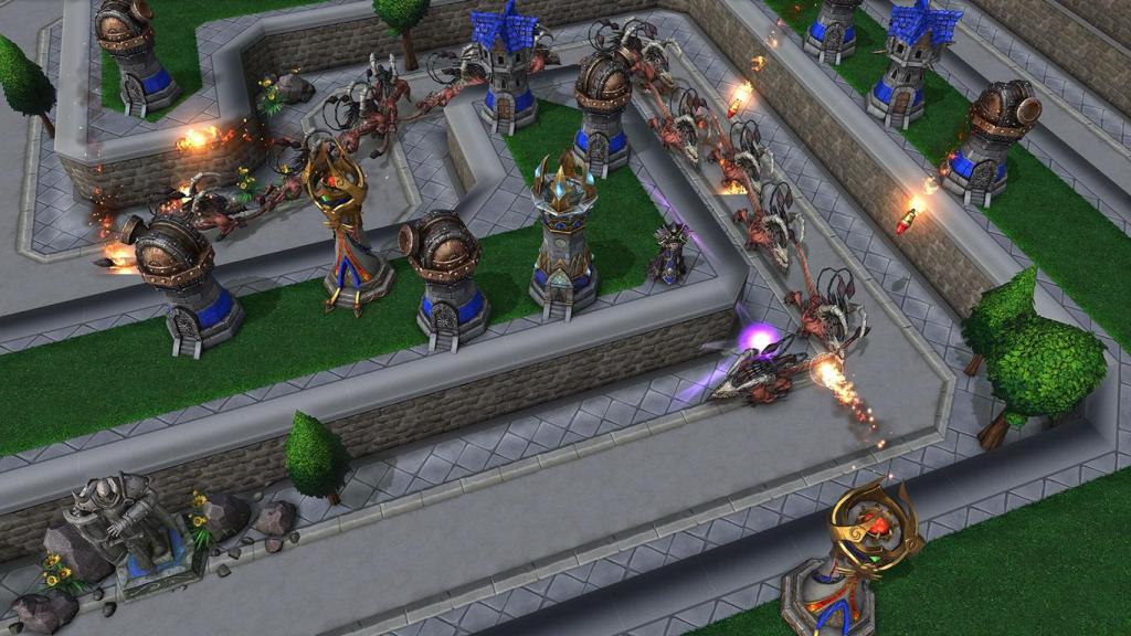 Warcraft Tower Defense