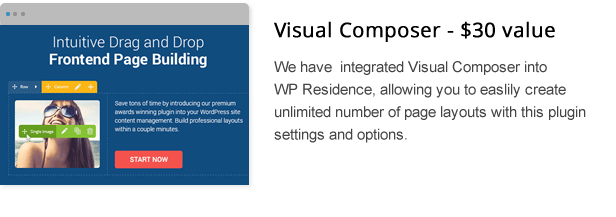 wpresidence visual composer add-on