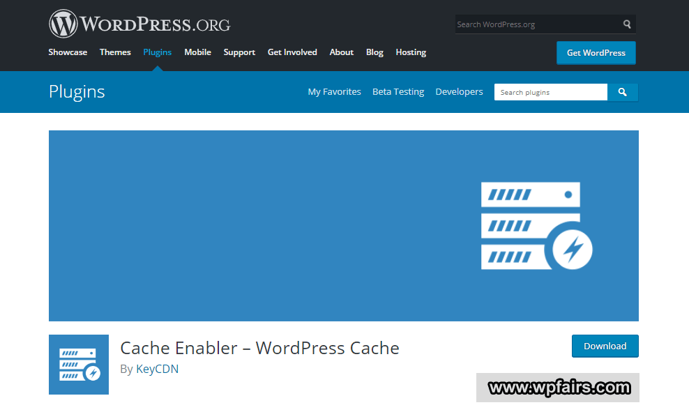 Cache Enabler – WpFairs