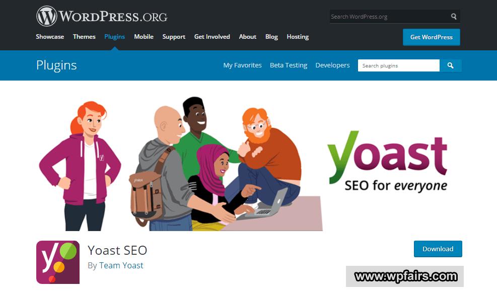 Yoast SEO - WpFairs