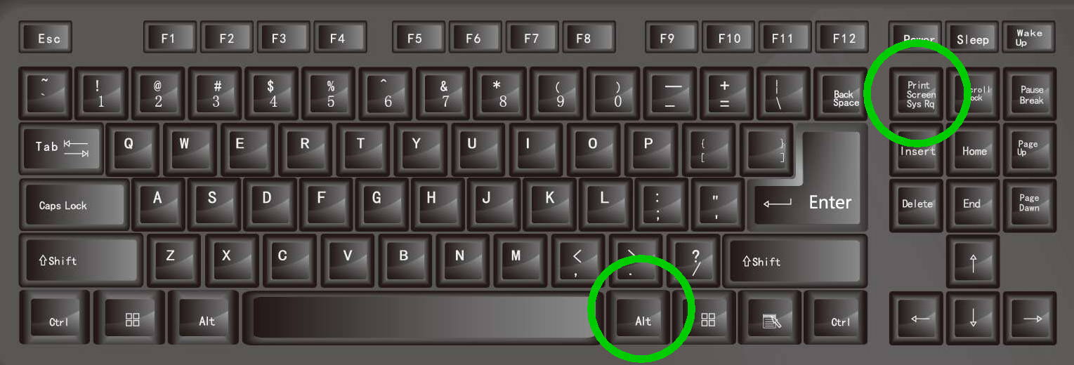 Screen Capture Keyboard Shortcuts for Windows and macOS - WP FixAll