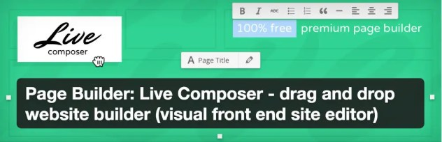 Live Composer - plugin
