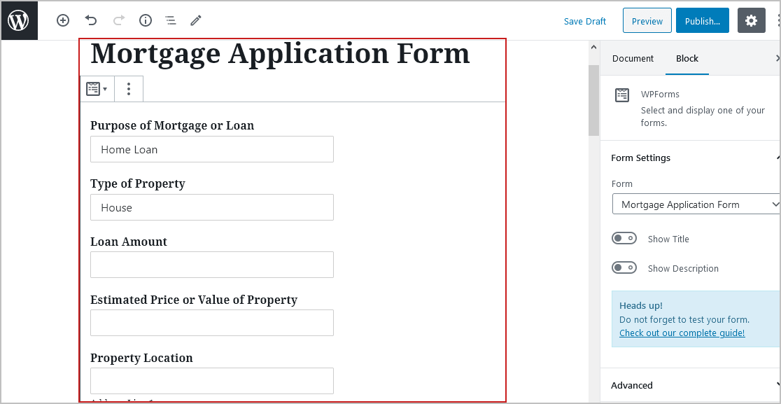 A mortgage loan application is submitted by someone hoping to obtain funds for a home loan from a bank or mortgage lender. How To Make A Mortgage Application Form Online Template