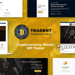 Tradent v2.2 – Bitcoin, Cryptocurrency Theme Nulled