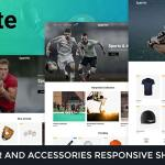 Sportite v1.0 – Sports Wear And Accessories Responsive Shopify Theme