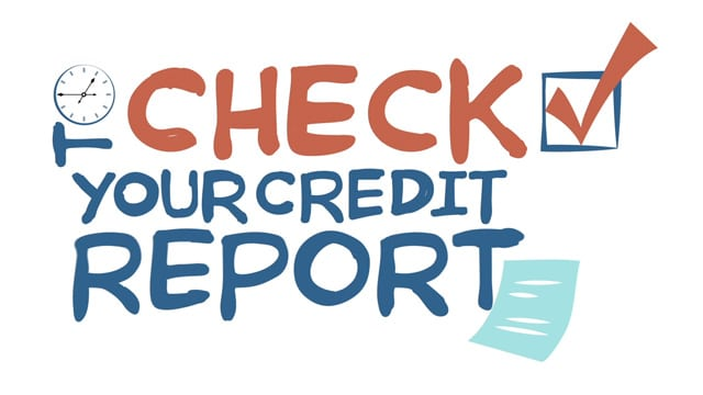 time to check your credit