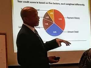 DaesWes Credit Solutions, LLC's Daemon Wesley Credit Workshop