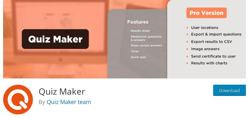 Quiz Maker