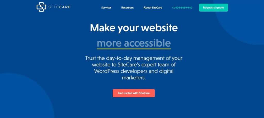 Site Care