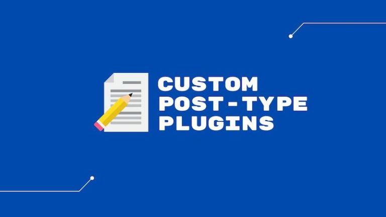 Best WordPress Custom Post Type Plugin