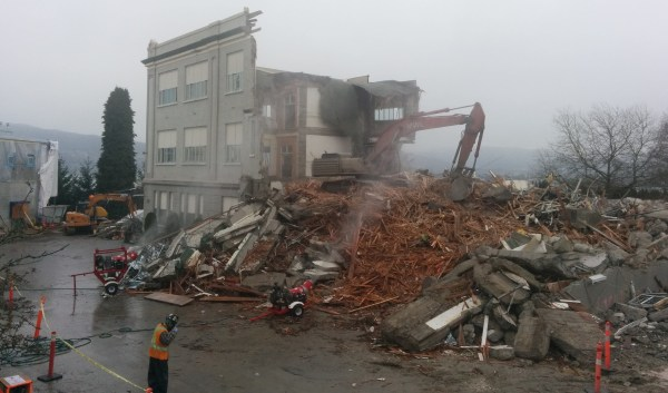 Queen Mary School Demolition West Point Grey Residents