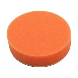 4吋橘平面海綿