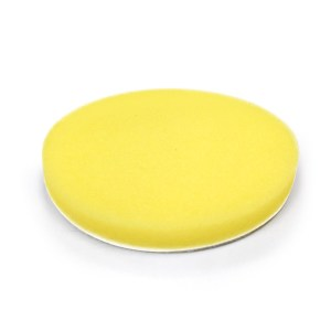 4″  Glass Polishing Pad (Yellow)*5