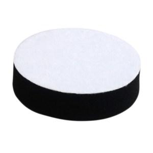 4吋黑平面海綿(6入)