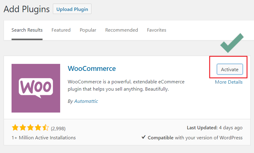 How to Install a WordPress Plugin Step by Step - 4