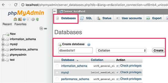 wordpress on xampp server