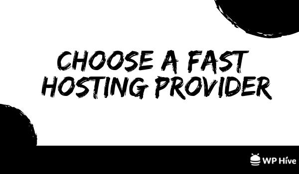 Improve pagespeed on WordPress websites Hosting