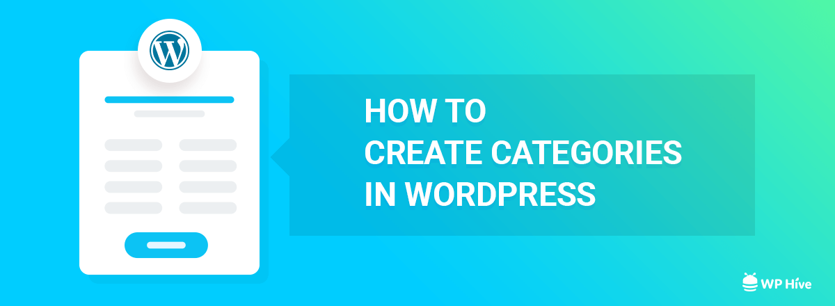How to Easily Create Categories in WordPress [2019]
