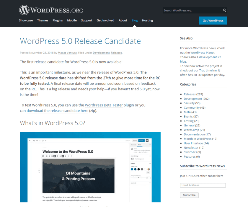 wordpress blog- best WordPress blogs