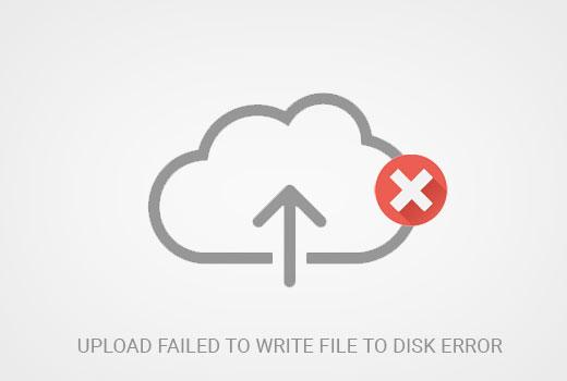 Upload Failed