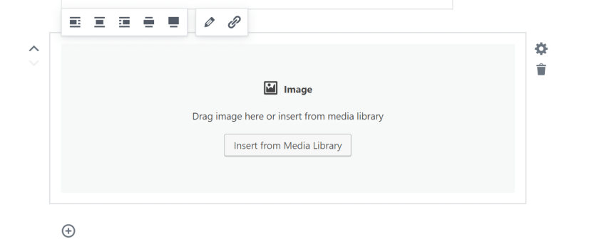 drag-and-drop-images WordPress 5.0 Review
