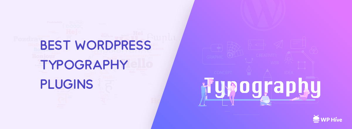 Best WordPress Typography Plugins