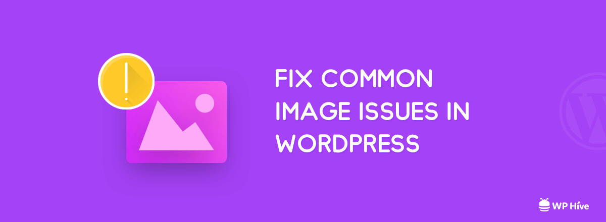 Get Rid of 39+ Common Image Issues in WordPress Once and For All