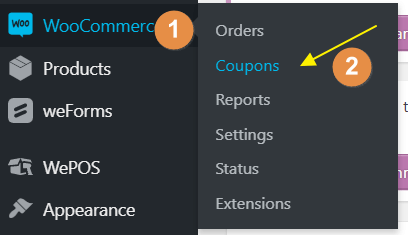 Beginners's Guide to Create Coupon Codes with WooCommerce 1
